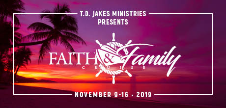 TD Jakes Ministries - Faith and Family Cruise