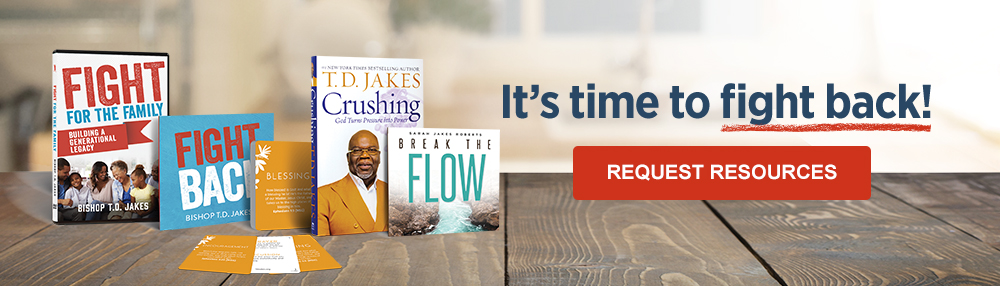 TD Jakes Ministries - Current TV Offer