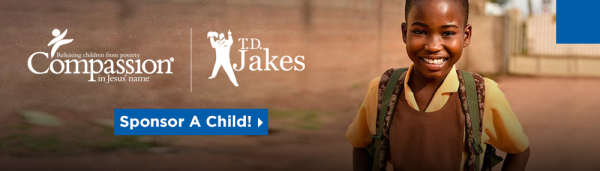 TD Jakes Ministries | A gateway to Bishop T  D  Jakes, his